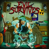 Evil Survives - Metal Vengeance - 12-inch LP